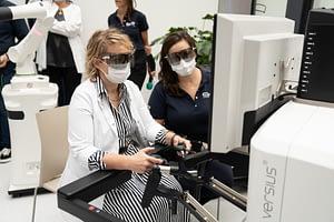 Pierwszy w Polsce robot chirurgiczny Versius