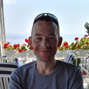 Marcin opłacił cztery miesiące terapii raka wątroby!