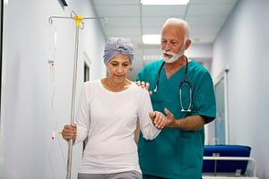 Skuteczna II linia leczenia zaawansowanego raka szyjki macicy
